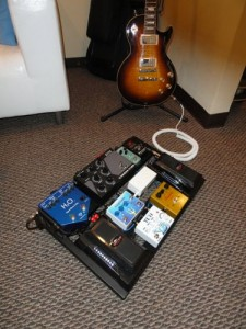 Wireless-Pedal-Board