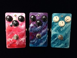 3 pedals of Leqtique