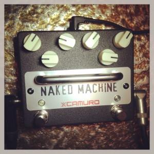Camuro Naked Machine