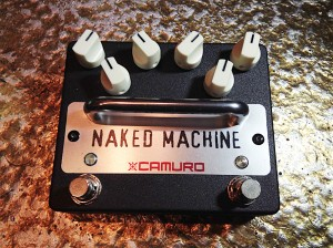 Camuro Naked Machine