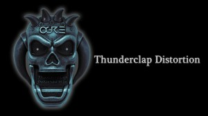 OGRE Thunderclap Distortion