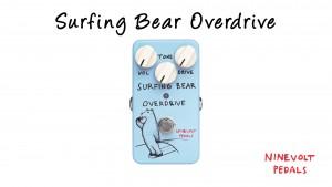 Surfing Bear Overdrive