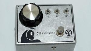 ZenZero Electronics | One Knob Pony
