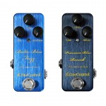 Baltic Blue Fuzz & Prussian Blue Reverb | One Control