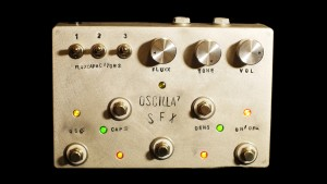 Fluxmachines Oscilla 7