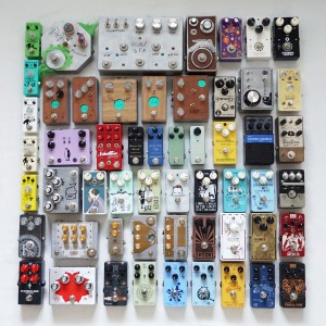 Jake's pedals 2015