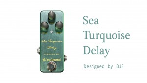 One Control | Sea Turquoise Delay