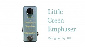 One Control | Little Green Emphaser