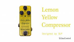 One Control Lemon Yellow Compressor
