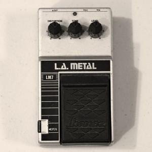 Ibanez LA Metal