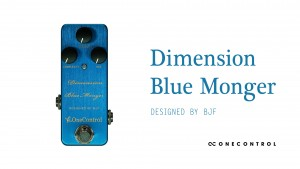 One Control Dimension Blue Monger